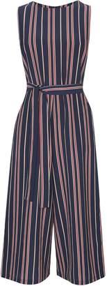 b8d74b28f5d Next Womens Mela London Nautical Stripe Culotte Jumpsuit