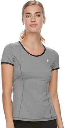 Fila Sport Women's SPORT Cross Back Short Sleeve Tee