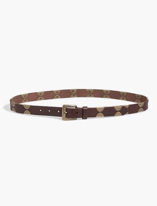 skinny glitter belt - Metallic Just Cavalli OEEQwNhY