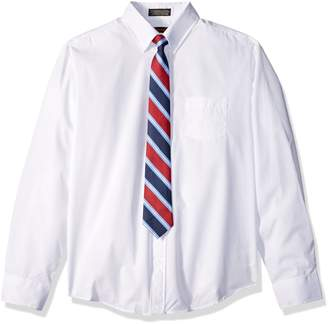 Dockers Big Boys' Shirt Tie Set