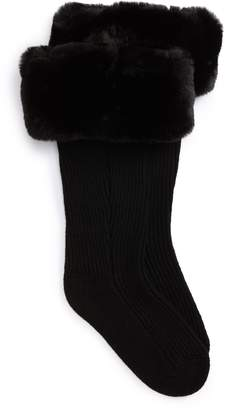 UGG UGGpure(TM) Tall Rain Boot Sock