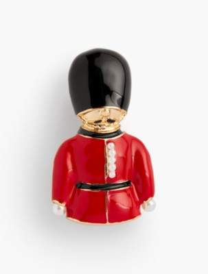 Talbots London Brooch - Palace Guard