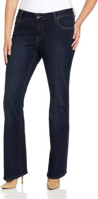 Lucky Brand Women's Plus-Size Ginger Bootcut Jean