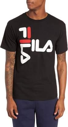 Fila Anthony Logo T-Shirt