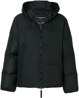 Duvetica front zip puffer jacket