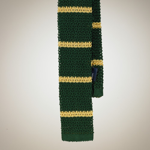 Polo Ralph Lauren Classic Silk Knit Stripe Tie