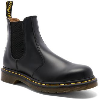 Dr. Martens (ドクターマーチン) - Dr. Martens 2976 Yellow Stitch Boot