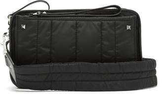 Valentino - Rockstud Padded Cross Body Bag - Mens - Black