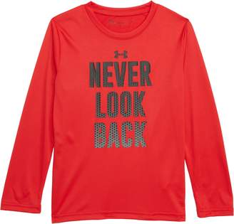 Under Armour Never Look Back T-Shirt