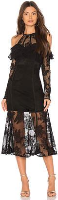 The Jetset Diaries Aphrodite Midi Dress