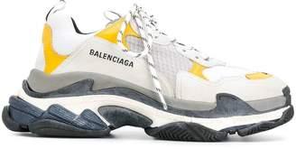 Balenciaga half and half triple s sneakers