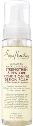 Shea Moisture Sheamoisture Jamaican Black Castor Oil Conditioning Styling Foam