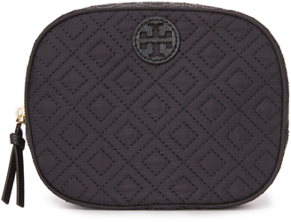 Tory Burch Ella Quilted Cosmetic Case