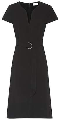 Salvatore Ferragamo Wool midi dress