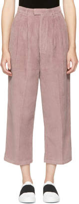 Perks And Mini Pink Sumerian Pike Trousers