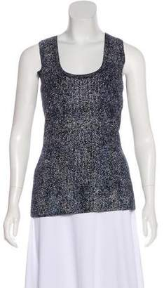 Christian Dior Sleeveless Knit Top