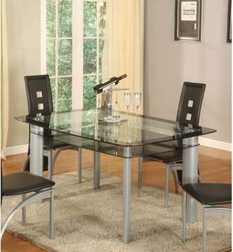 Global Trading Unlimited Metro Dining Table Global Trading Unlimited