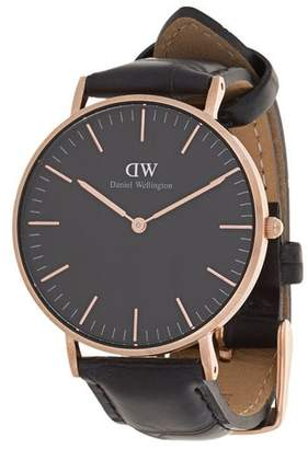 Daniel Wellington Classic Black Reading watch