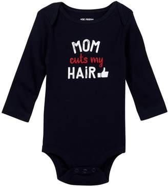 Joe Fresh Talking Bodysuit (Baby Boys 3-12M)