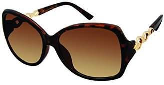 Southpole Women's 241sp-Ts Oval Sunglasses