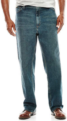 Lee Relaxed Fit Jeans-Big and Tall