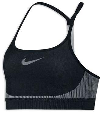 Nike Girls' Seamless Sports Bra - Big Kid