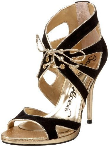 Sergio Zelcer Women's Emma Open Toe High Heel Sandal