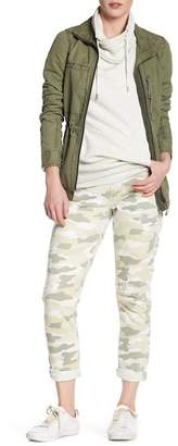 Seven7 Easy Camouflage Skinny Jeans