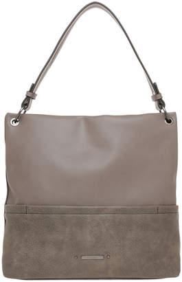 Basque Mia Shoulder Strap Hobo Bag