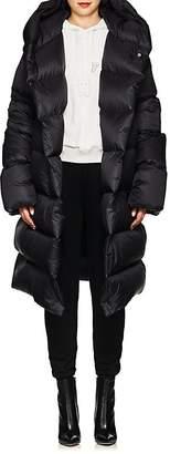 Rick Owens Women's Down Hooded Puffer Coat