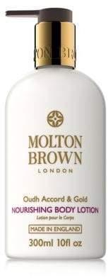 Molton Brown Mesmerising Oudh Accord& Gold Body Lotion/10 oz.
