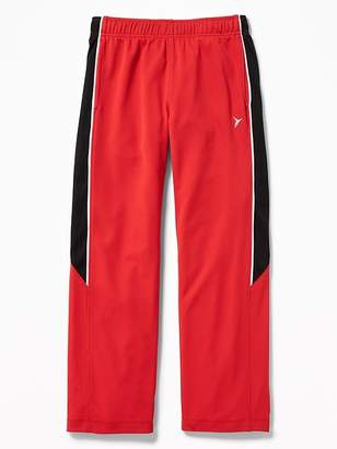 Old Navy Go-Dry Mesh Track Pants for Boys