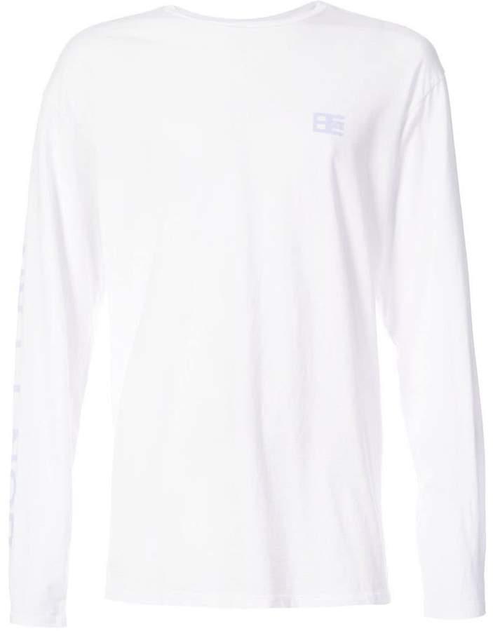 Baja East logo longsleeved T-shirt