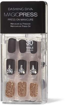 DASHING DIVA Magic Press on Nails Toast of the Town