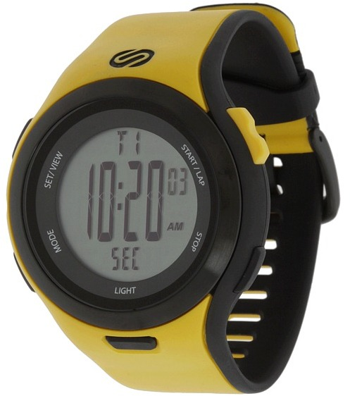 Soleus Ultra Sole (Black/Black/Electric Green) - Jewelry