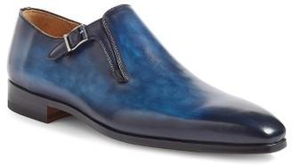 Men's Magnanni Beltran Monk Strap Shoe $395 thestylecure.com