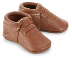 Freshly Picked Baby's Slip-On Leather Penny Loafers