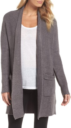 Barefoot Dreams CozyChic® Lite Long Weekend Cardigan