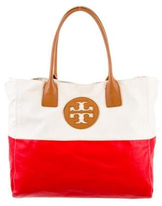 Tory Burch Canvas Beach Bag