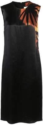 Maison Margiela Leaf Stencil Dress