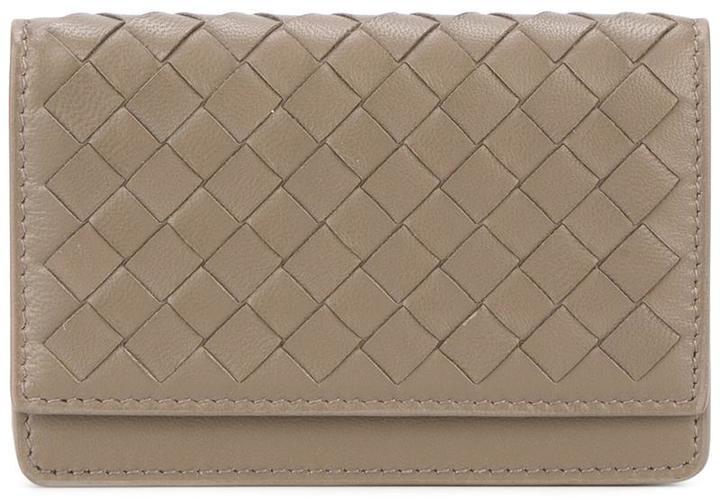 Bottega VenetaBottega Veneta intrecciato wallet