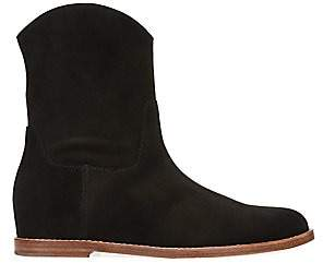 Vince Women's Sinclair Western Suede Boots