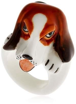 Nach Beagle Dog Ring