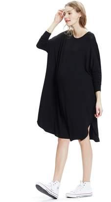 NoneHatch THE JERSEY DRAPE DRESS