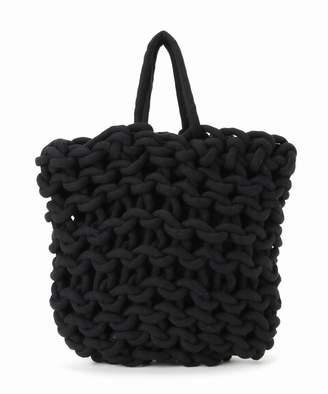 Journal Standard (ジャーナル スタンダード) - journal standard luxe 【alienina /アリエニーナ】handmade cotton rope tote◆