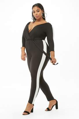 White Plus Size Jumpsuit Shopstyle Canada