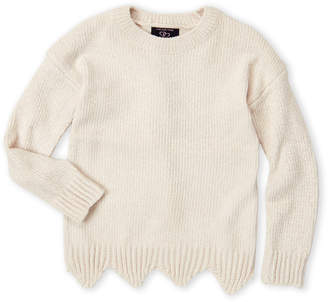 It's Our Time Girls 7-16) Chenille Sweater