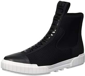 Calvin Klein Jeans Men's Bardo MESH/LYRCA/Elastic Sneaker