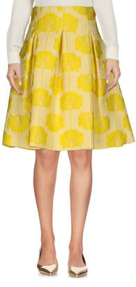 P.A.R.O.S.H. Knee length skirts - Item 35355446IN