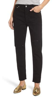 A Gold E AGOLDE Jamie High Rise Ankle Jeans